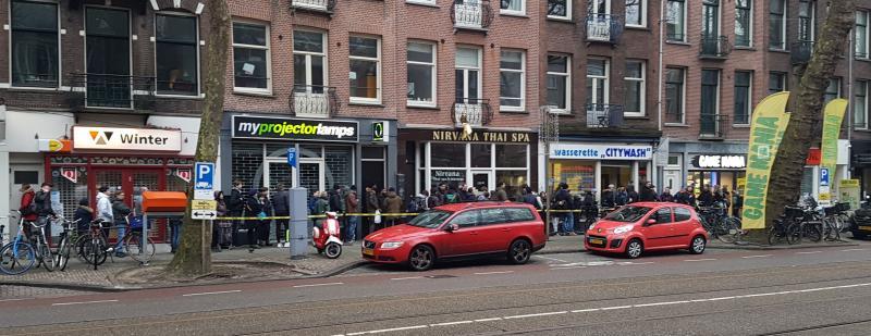 Game Mania Amsterdam - rij