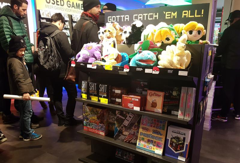 Game Mania Amsterdam