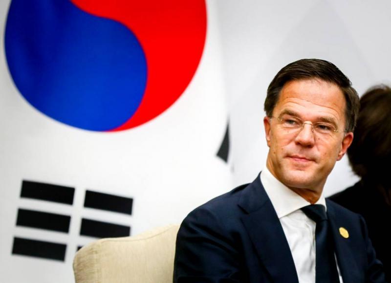Rutte herdenkt slachtoffers Koreaanse oorlog