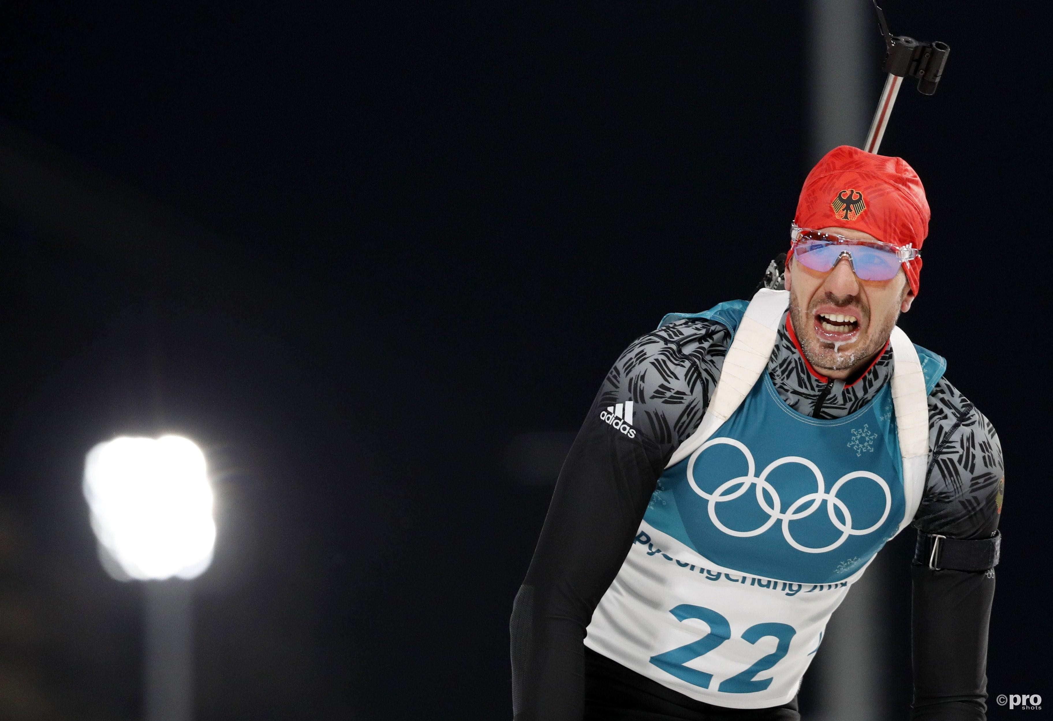 Peiffer heeft alles uit de kast getrokken en pakt olympisch goud (Pro Shots/Action Images)