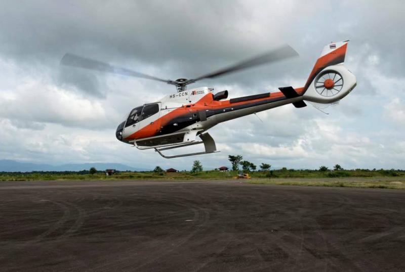Doden bij helikoptercrash in Arizona