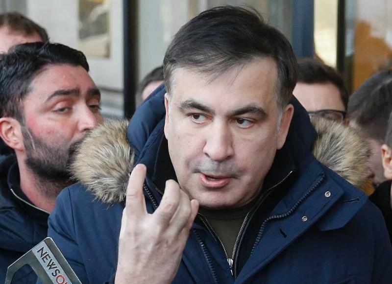 Saakasjvili naar Polen uitgezet