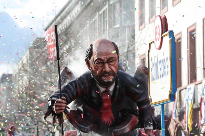 'SPD nog slechts iets meer aanhang dan AfD'