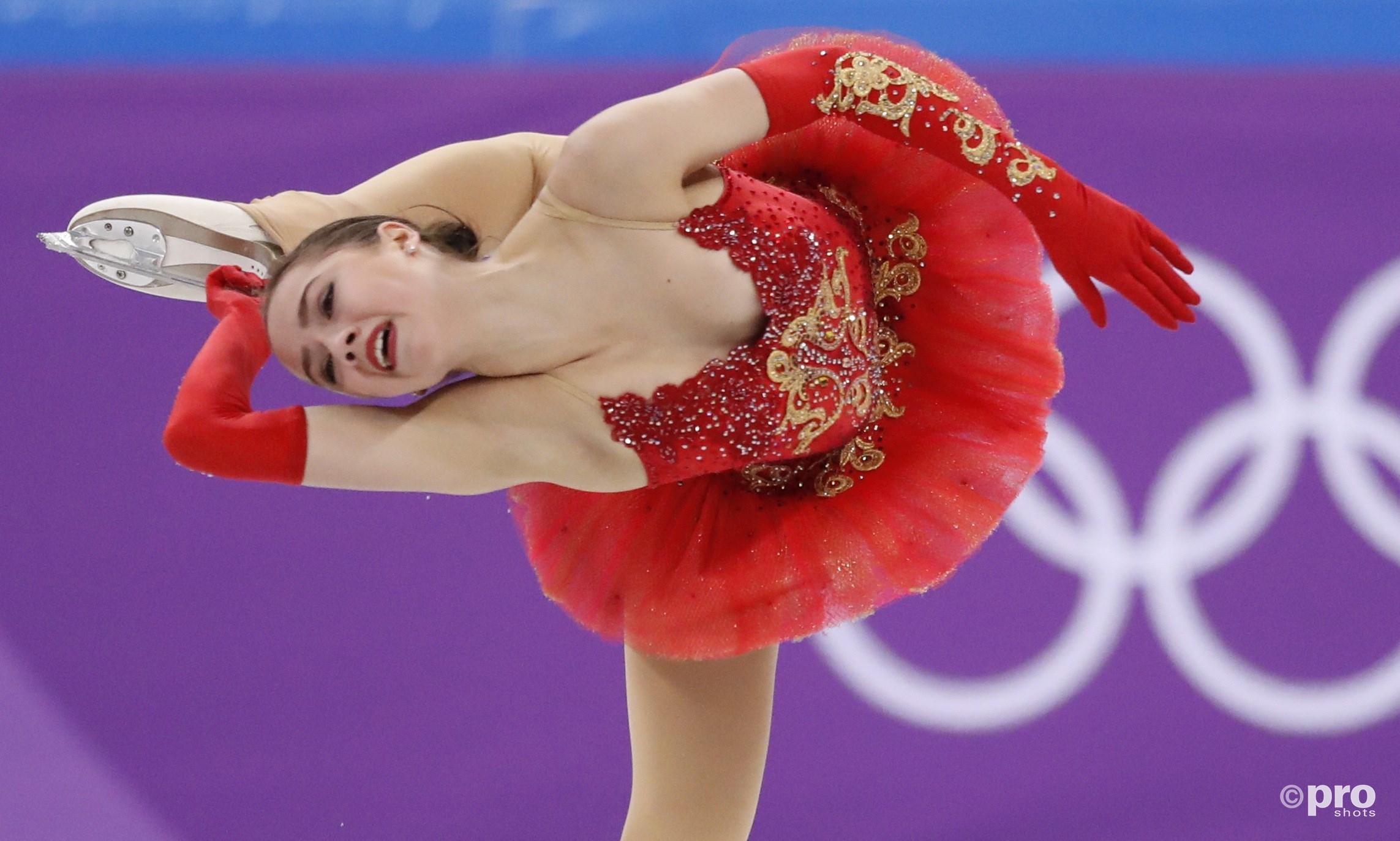 De 15-jarige Zagitova schaatst de sterren van de hemel (Pro Shots/Action Images)