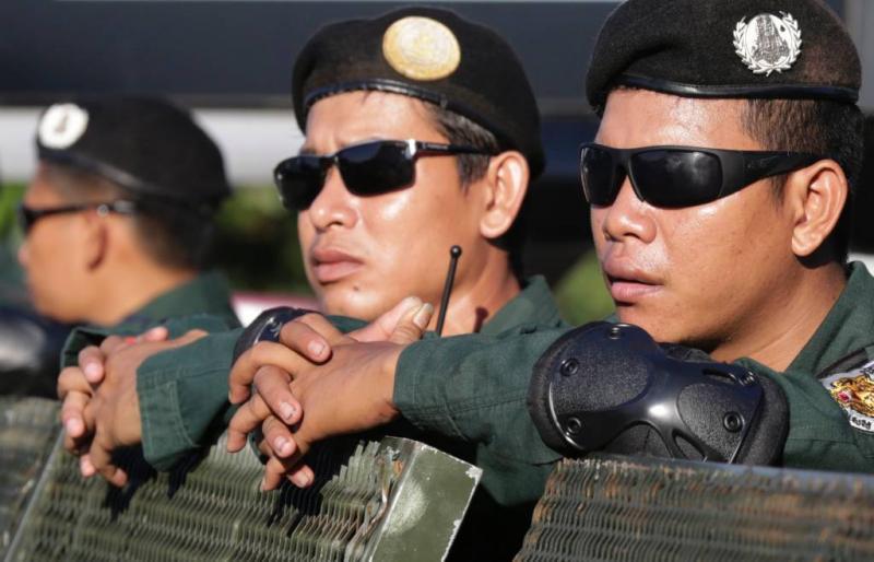 Nederlandse 'pornodanser' nog vast in Cambodja