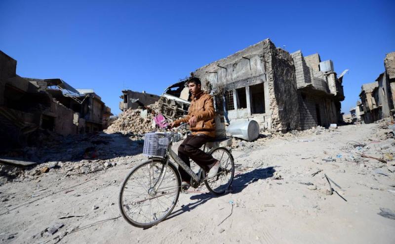 'Wederopbouw Irak gaat 88 miljard kosten'