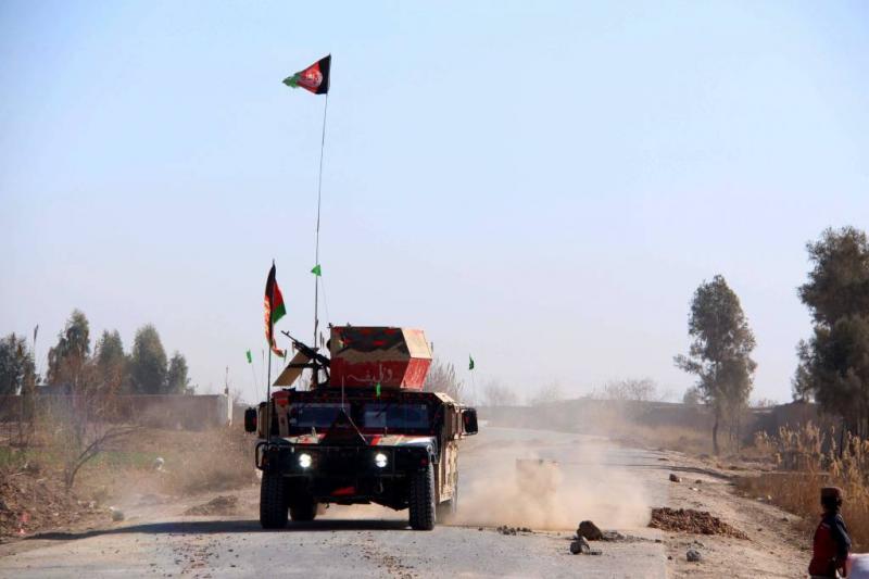 Geïnfiltreerde Taliban doodt Afghaanse troepen