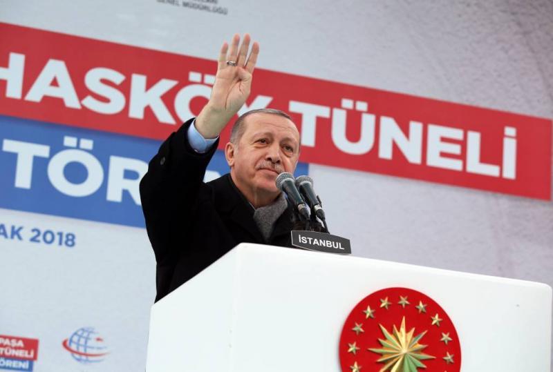 Honderden opgepakt wegens 'promotie' Koerden