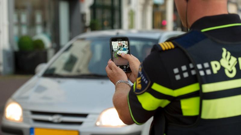 Lid No Surrender opgepakt (Foto: stockfoto politie.nl)