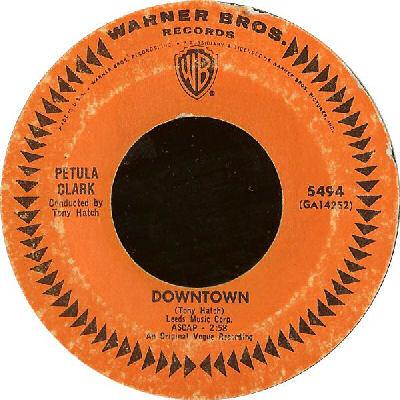 02 Petula Clark - Downtown