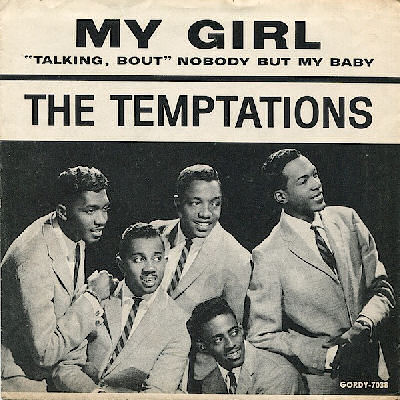 05 The Temptations - My Girl