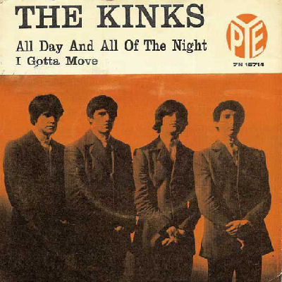 07 The Kinks - All Day And All Of The Night
