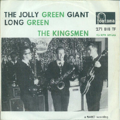 09 The Kingsmen - The Jolly Green Giant