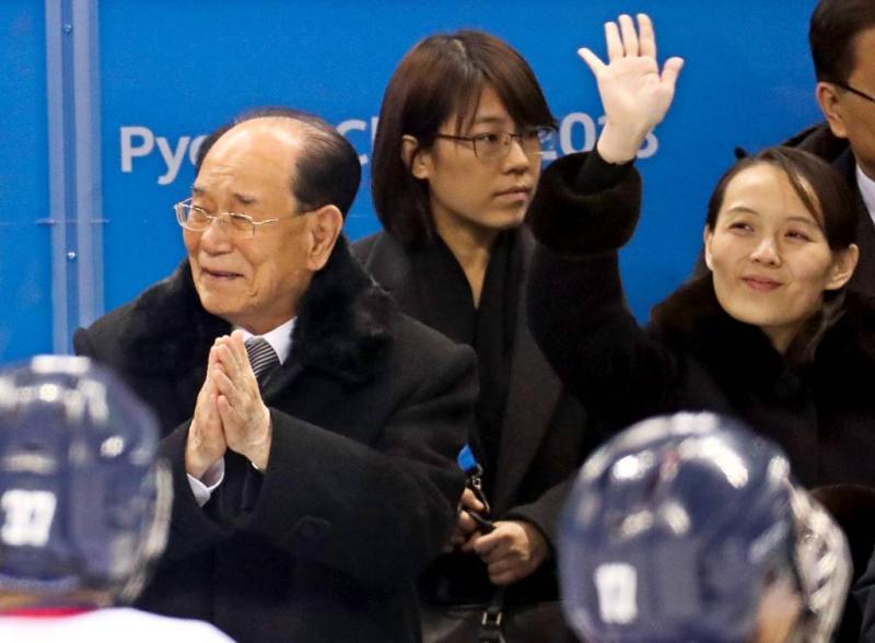Kim Jong-un prijst Zuid-Korea