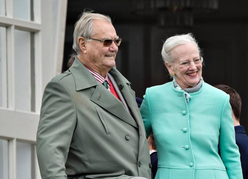 Deense prins Henrik (83) overleden