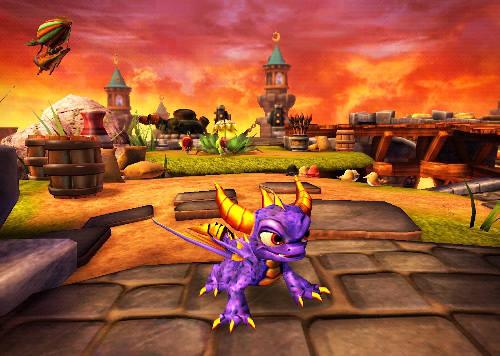 Spyro in oude dagen