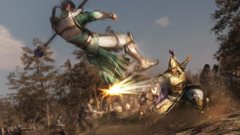 Dynasty Warriors 9 - Battle (Foto: Koei Tecmo)