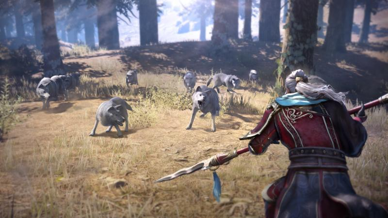 Dynasty Warriors 9 - Wolves pack (Foto: Koei Tecmo)