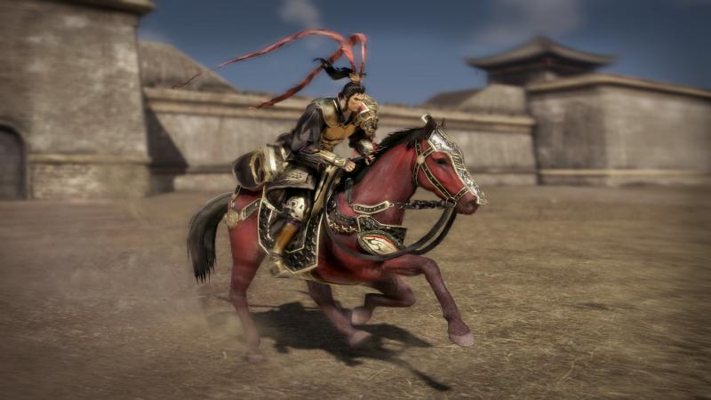 Dynasty Warriors 9 - Red Hare (Foto: Koei Tecmo)