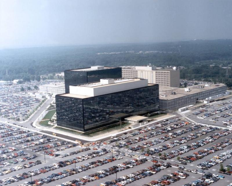 Incident bij hoofdkantoor NSA in Maryland
