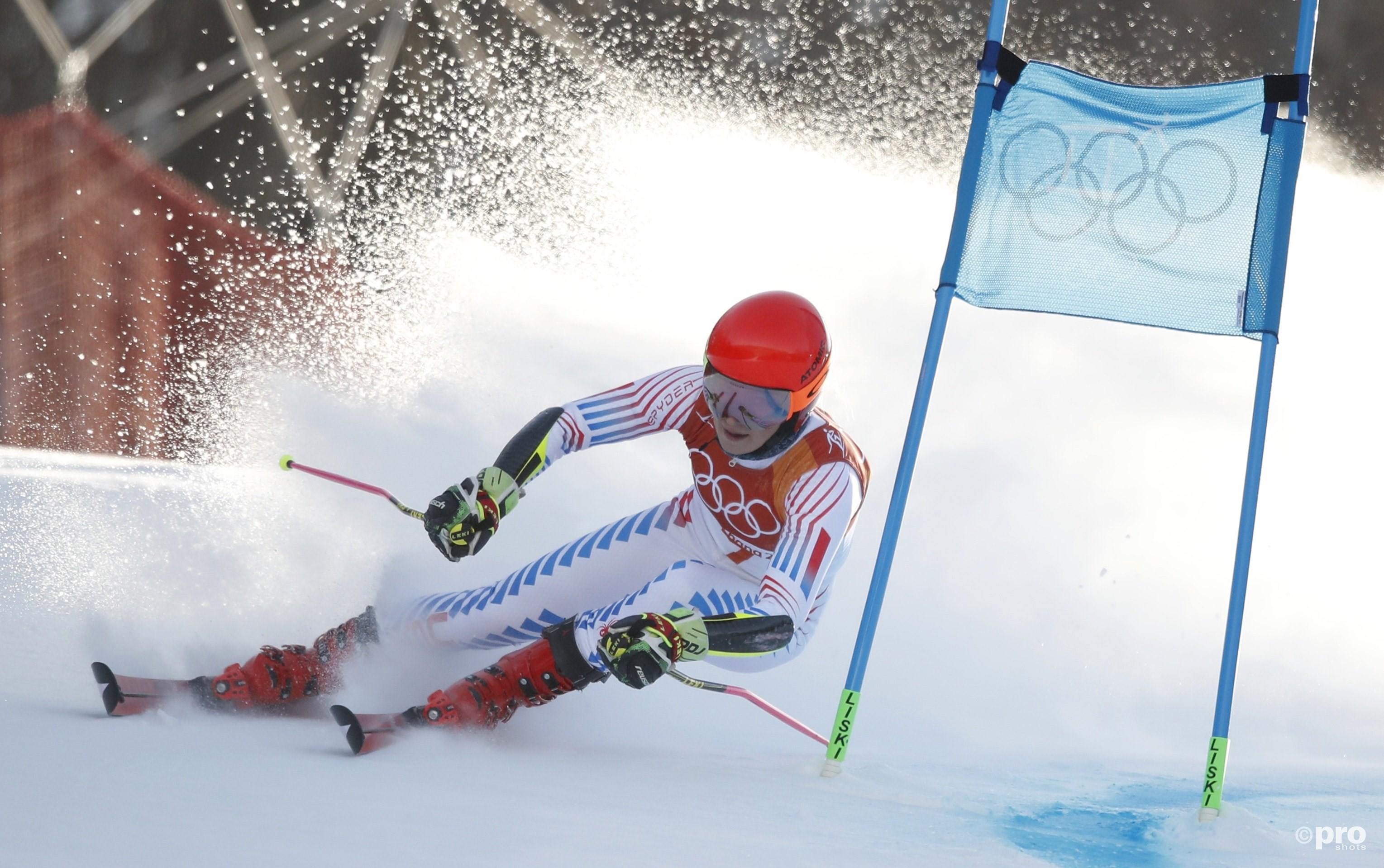 Shiffrin vecht zich naar olympisch goud (Pro Shots/Action Images)