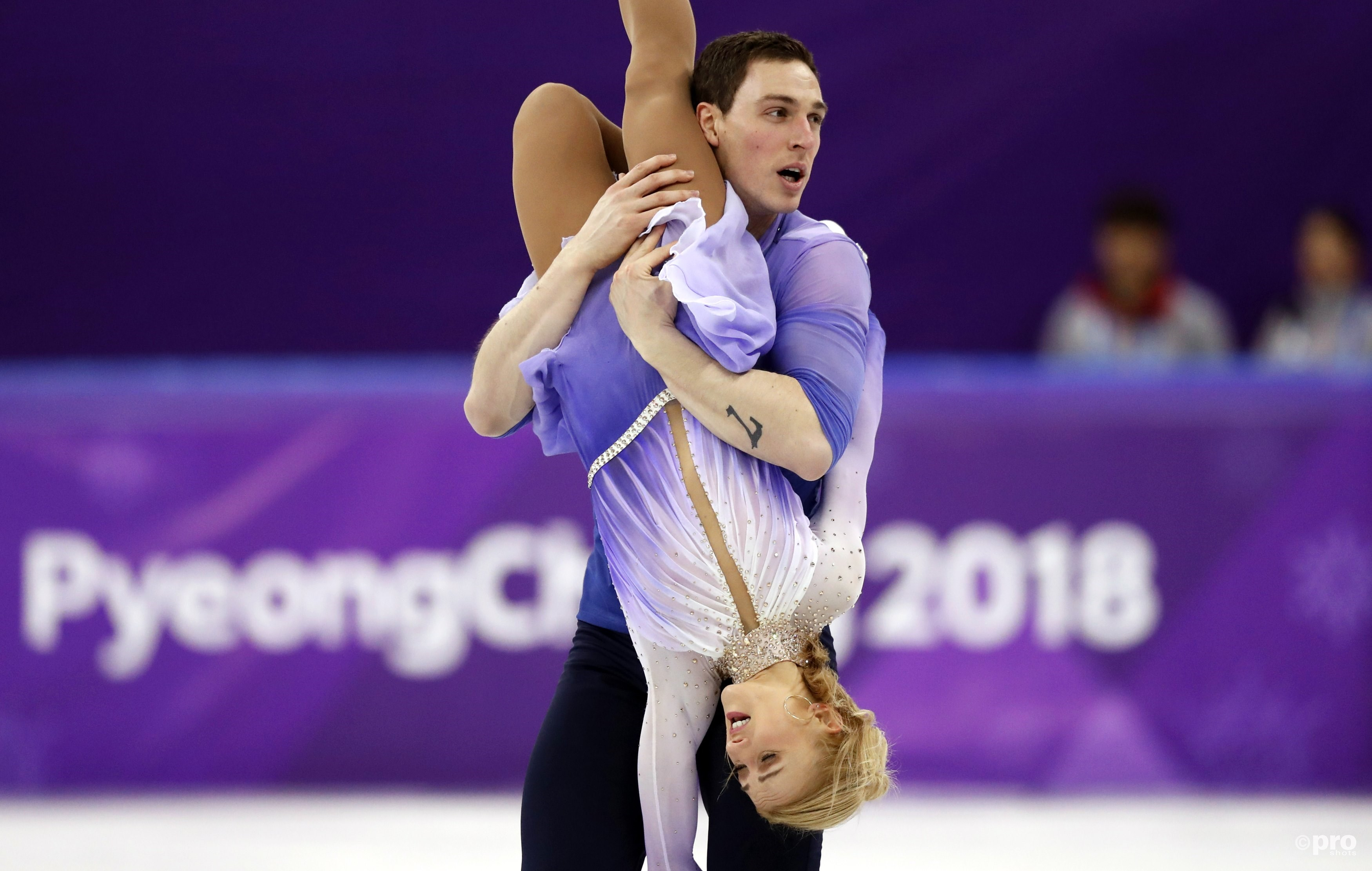 Savchenko en Massot op weg naar goud (Pro Shots/Action Images)