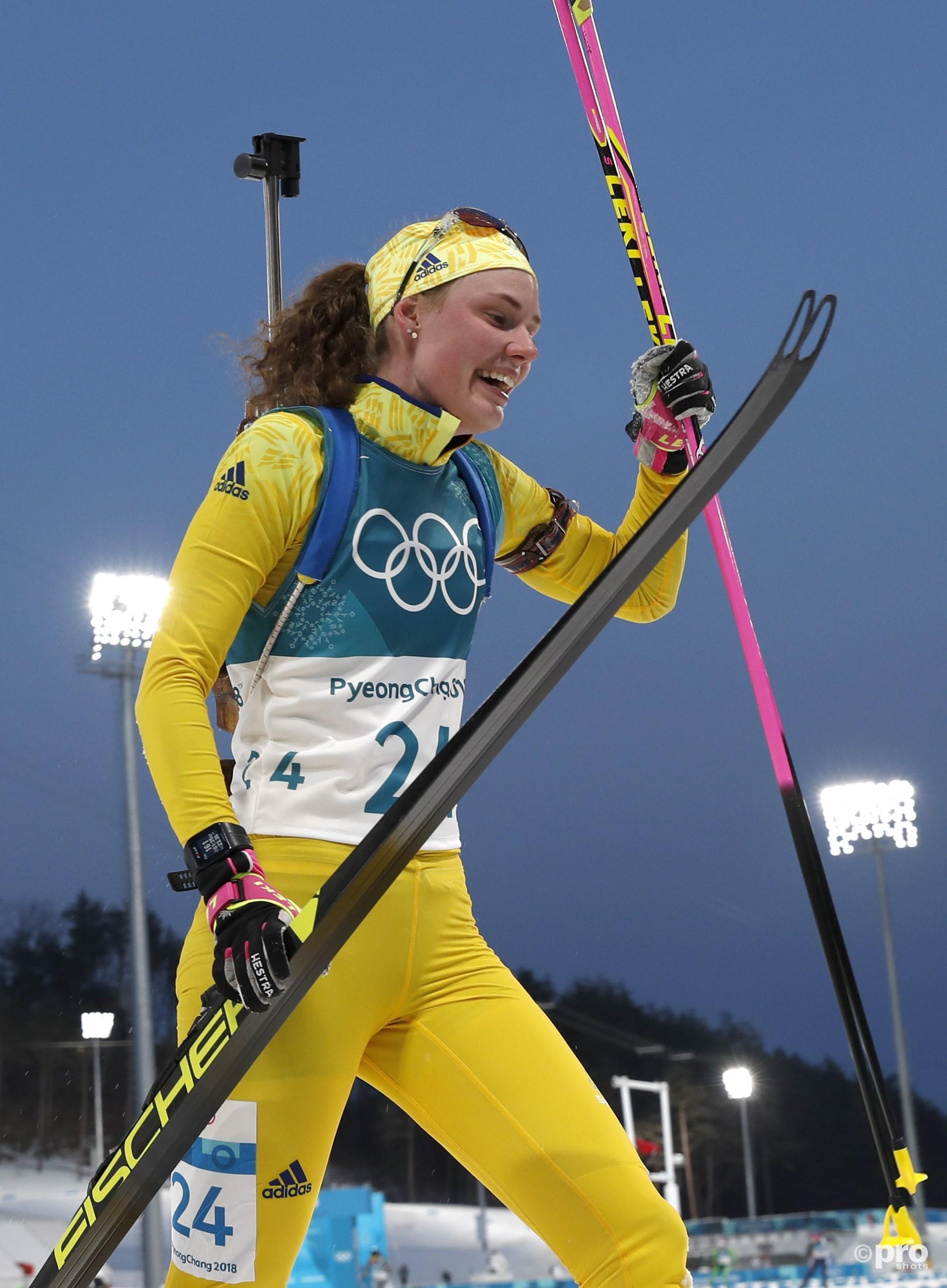 Öberg na haar uiteindelijk gouden race (Pro Shots/Action Images)