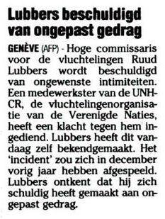 Uit de Leeuwarder Courant van 18 mei 2004