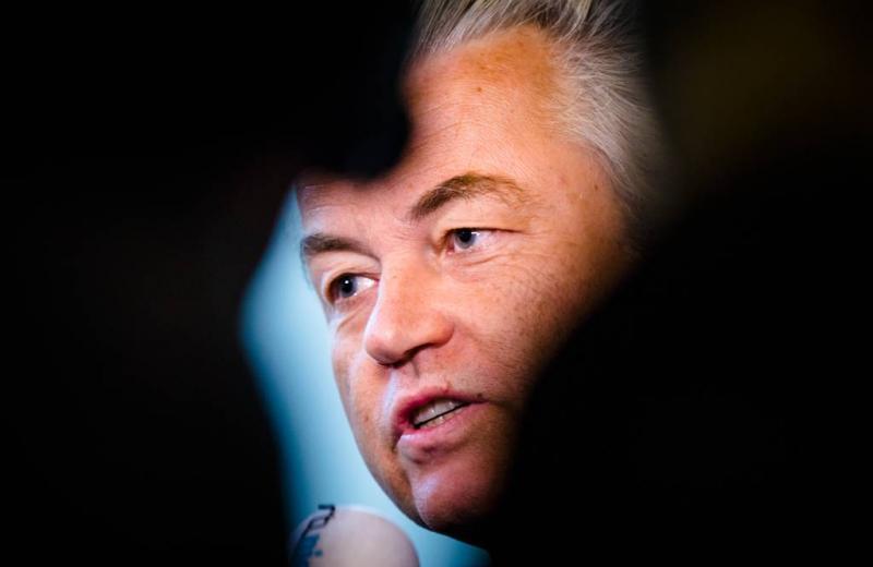 OM: Wilders bij verkeerd loket met aangifte