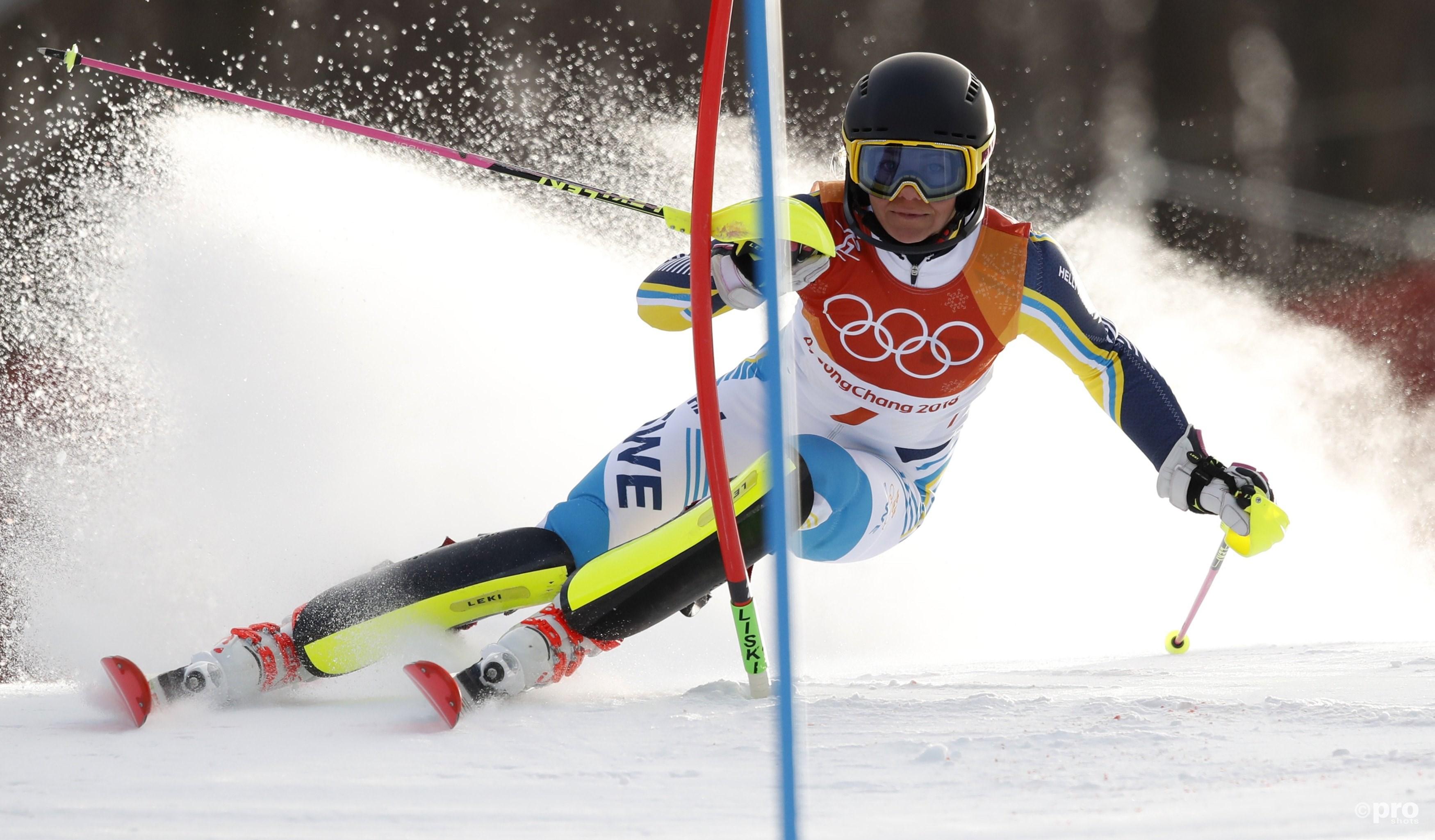Hansdotter slalomt zich een weg naar olympisch goud (Pro Shots/Action Images)