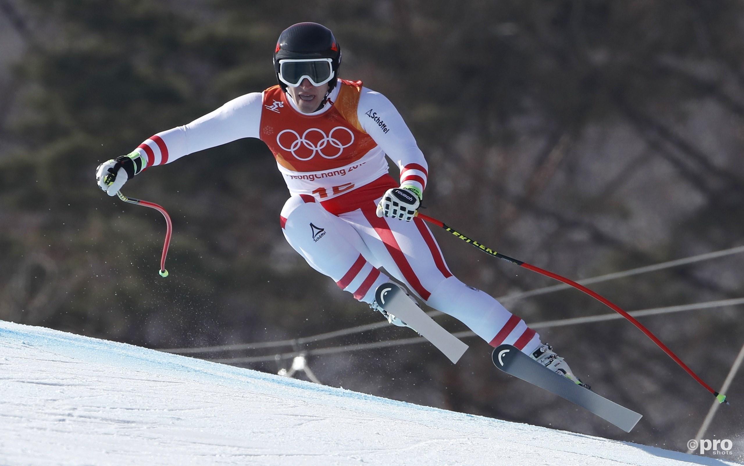 Mayer op weg naar toch wel ietwat verrassend olympisch goud (Pro Shots/Action Images)