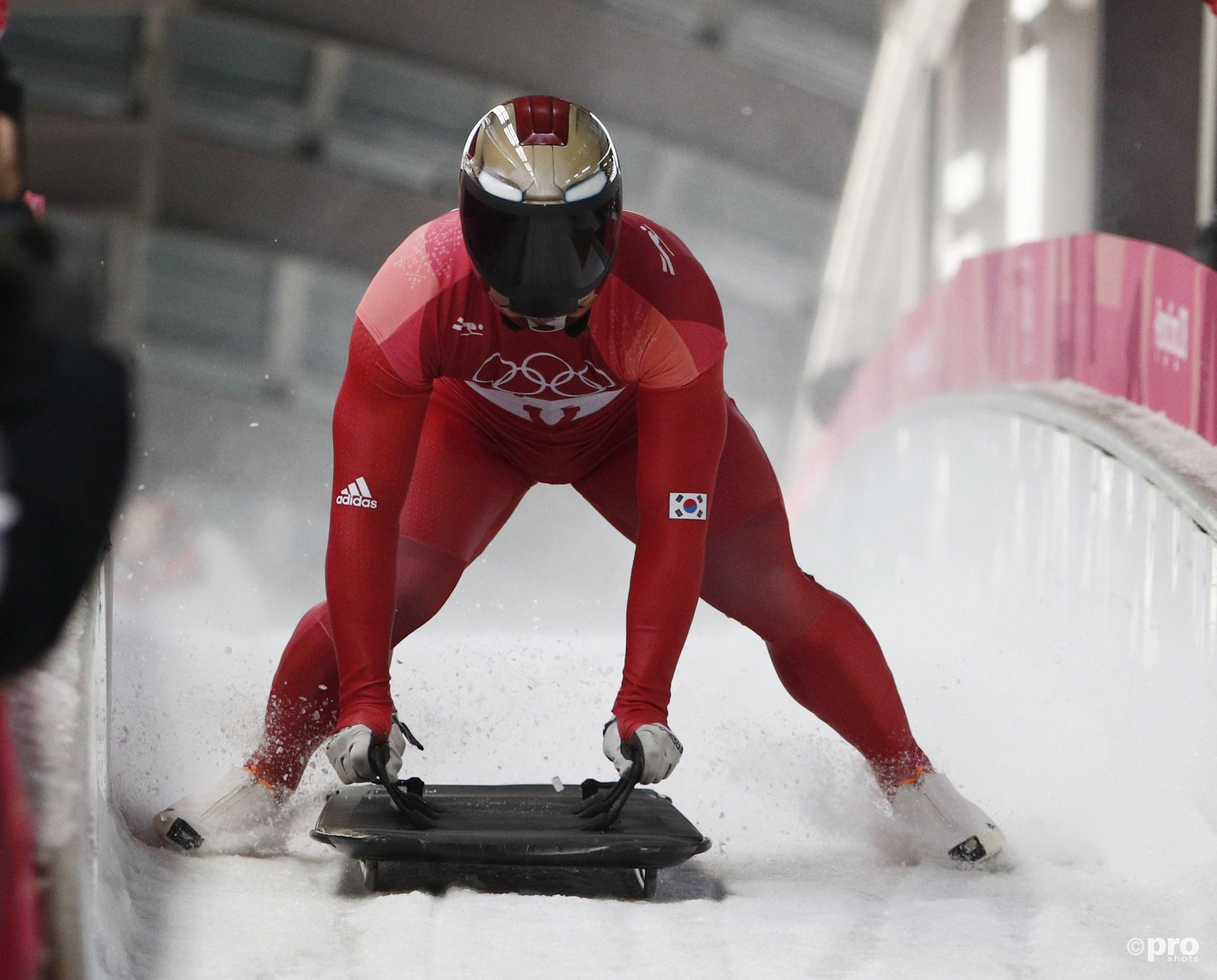 Yun en zijn machtige bovenbenen hebben het olympisch goud binnen (Pro Shots/Action Images)