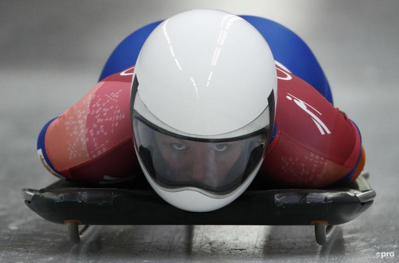 Kimberley Bos in actie op de Olympische Spelen in Pyeongchang (Pro Shots/Action Images)