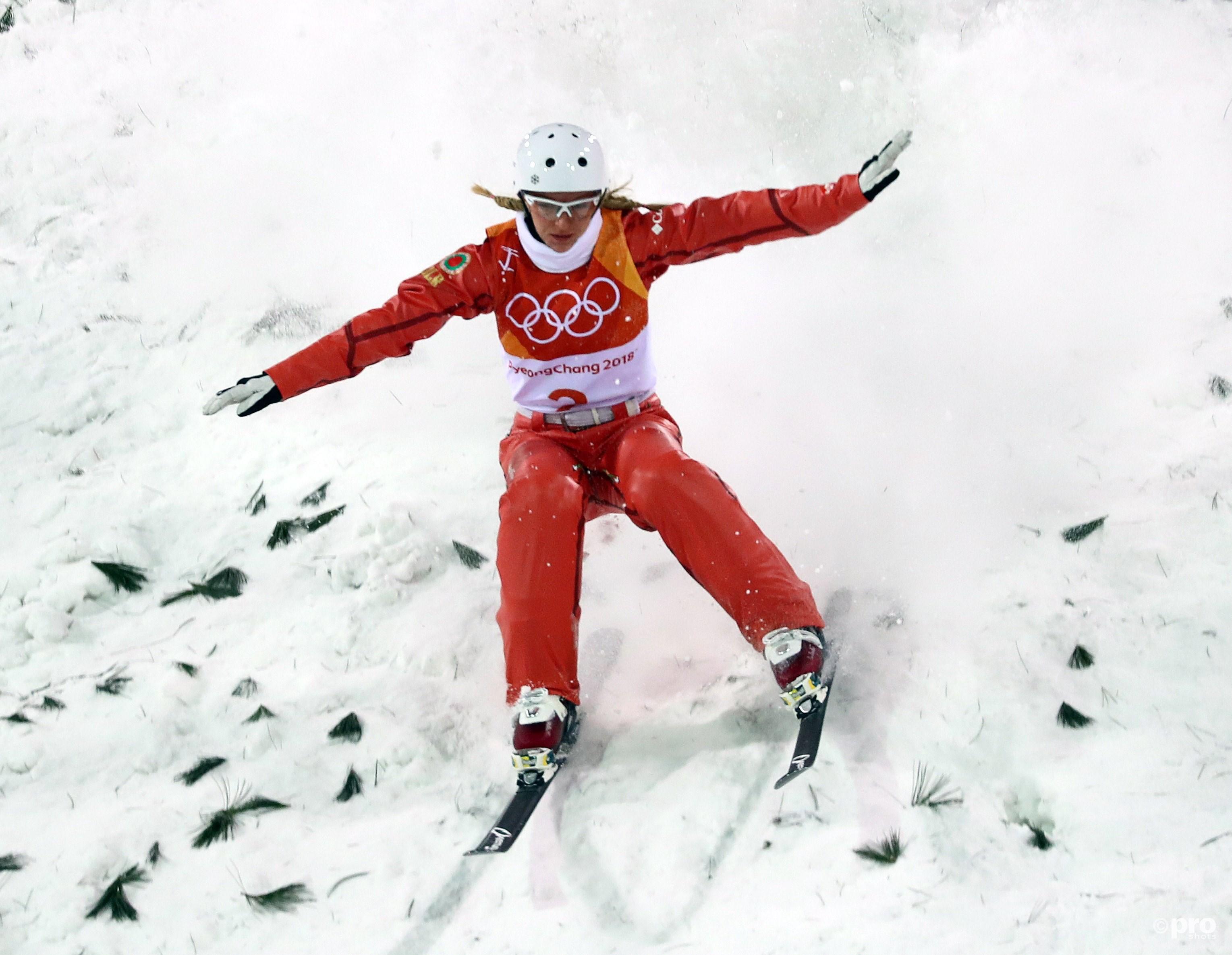 Ondanks een lastige landing was er goud voor Huskova (Pro Shots/Action Images)