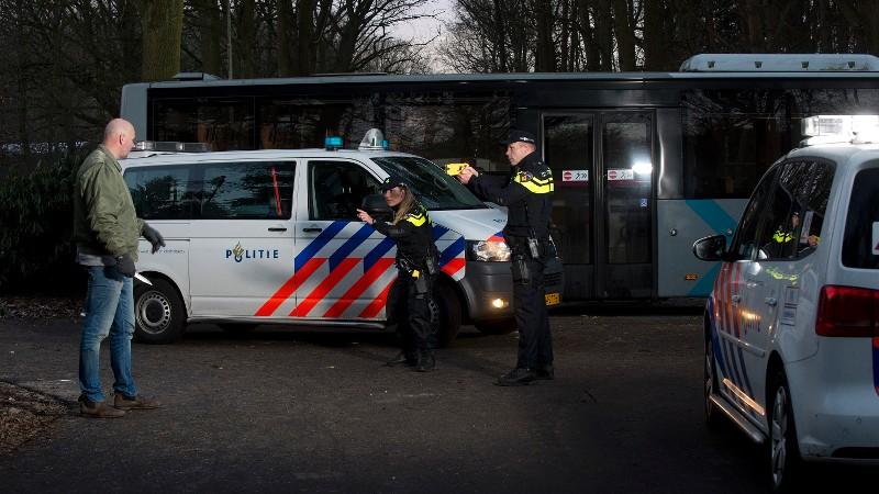 Politie zette 302 keer taser in tijdens pilot (Stockfoto: Politie.nl)