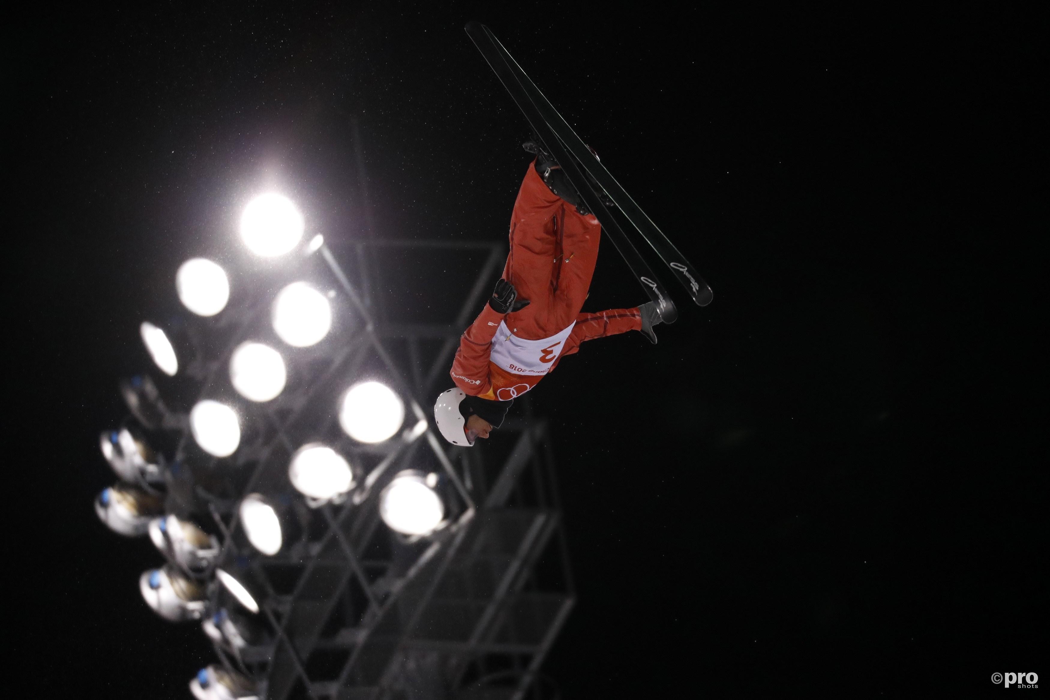 Kushnir vliegt door de lucht, maar haalt de finale niet (Pro Shots/Action Images)