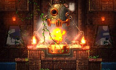 SteamWorld-Dig-2 Nintendo 3DS