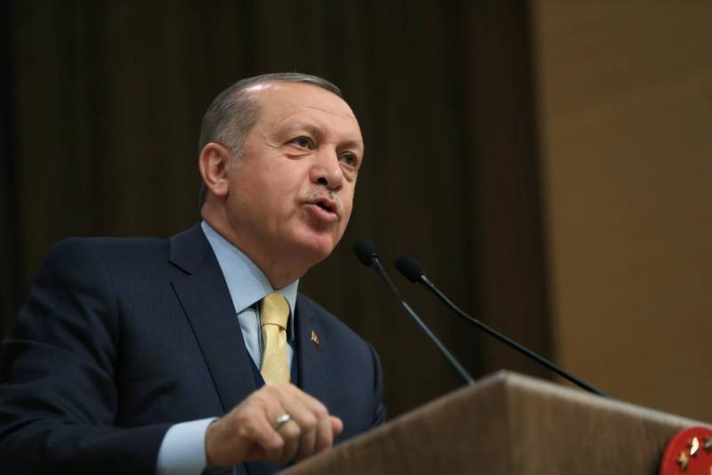 Turkije ontkent gebruik gifgas in Afrin