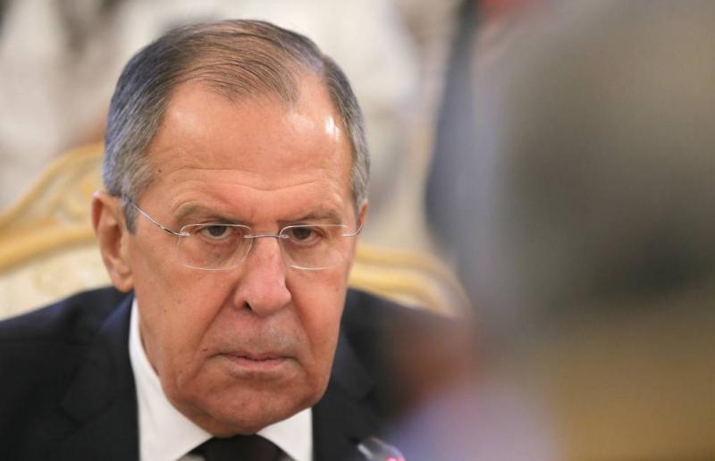 Lavrov noemt aanklacht VS 'gewauwel'