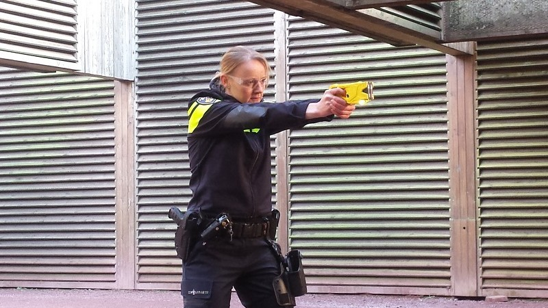 Politie stelt vragen bij Amnesty rapport (foto: stockfoto politie)