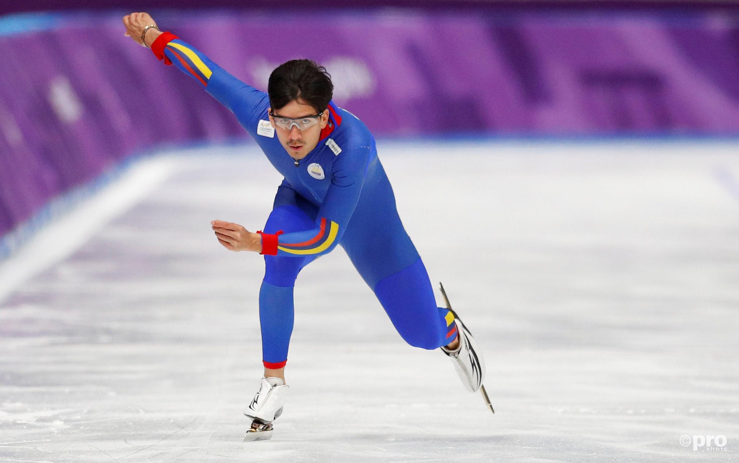 Causil gaat geschiedenis schrijven op de schaatsbaan (Pro Shots/Action Images)
