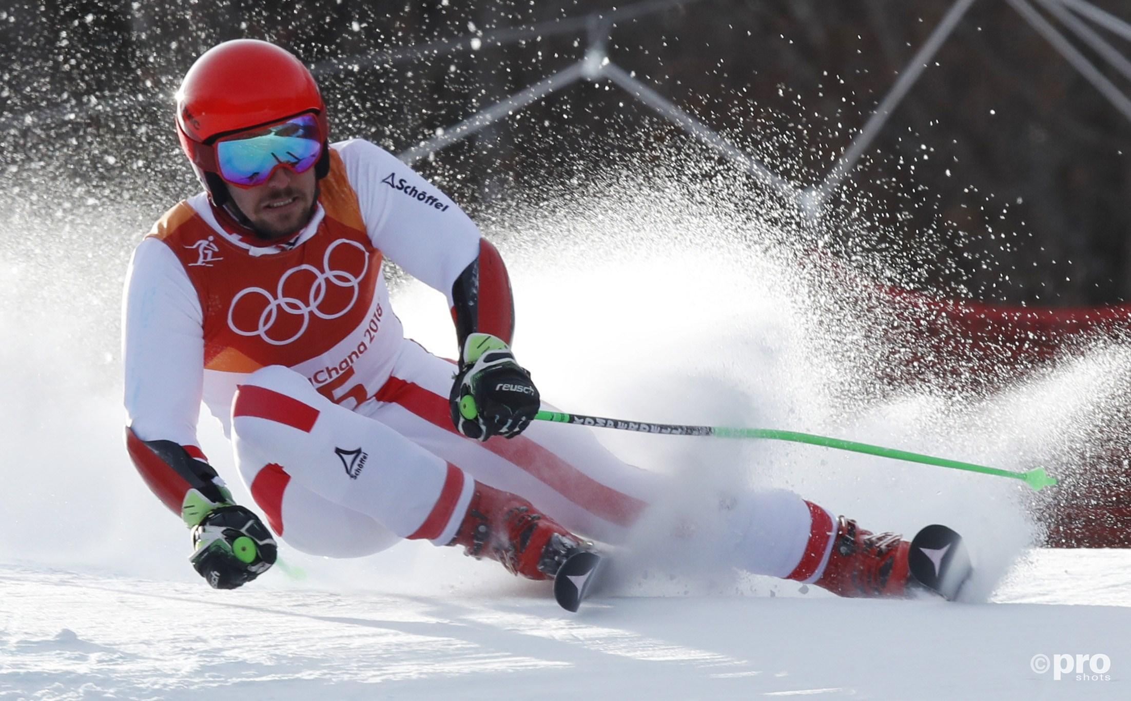 Hirscher vecht zich naar olympisch goud (Pro Shots/Action Images)