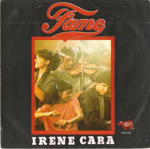 01 Irene Cara - Fame