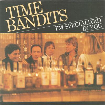 04 Time Bandits - I'm Specialized In You