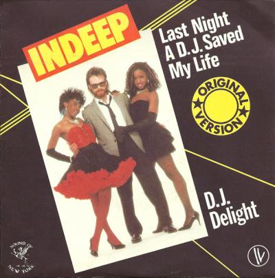 08 Indeep - Last Night A D.J. Saved My Life