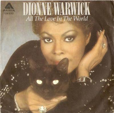 10 Dionne Warwick - All The Love In The World