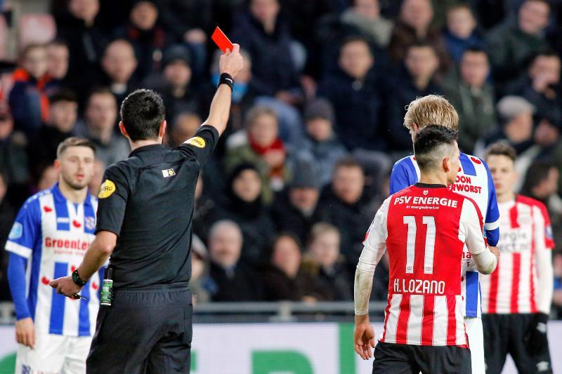 PSV niet akkoord met schikkingsvoorstel Lozano (Pro Shots / Thomas Bakker)