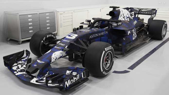 Red Bull's RB14