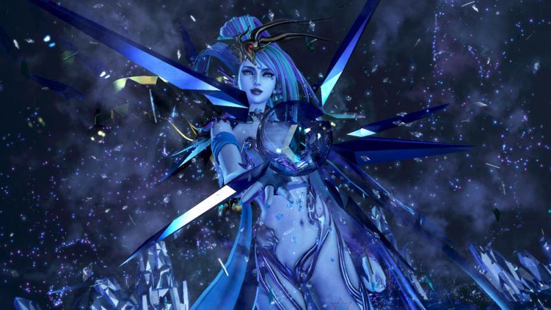 Dissidia Final Fantasy NT - Shiva (Foto: Square Enix)