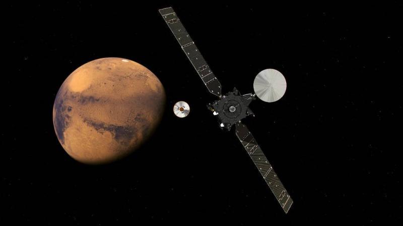 Rusland investeert in zoektocht leven op Mars